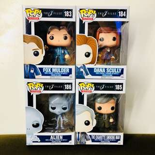 The X-Files Funko Pop!