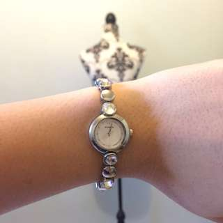 Authentic Fossil Dress Watch ES-1715