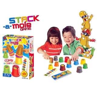 Stack A Mole