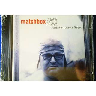 Matchbox 20 - Yourself or Someone Like You CD Album