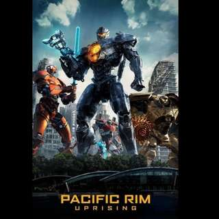 [Rent-A-Movie] PACIFIC RIM 2 UPRISING (2018)