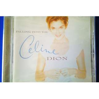 Celine Dion - Falling into You CD Album