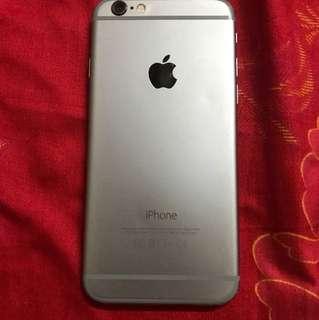 iPhone 6黑64gb
