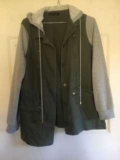 Khaki Ally jacket
