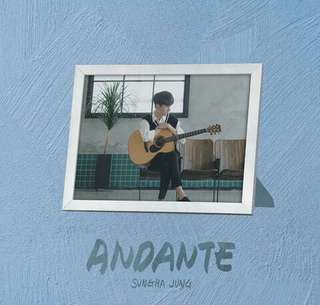 SUNGHA JUNG-Andante [8th Album]