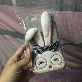 iPhone 6 Plus / 6s Plus Bunny Soft Case