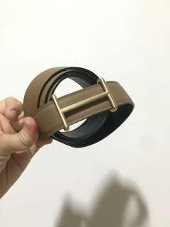 Hermes belt reversible