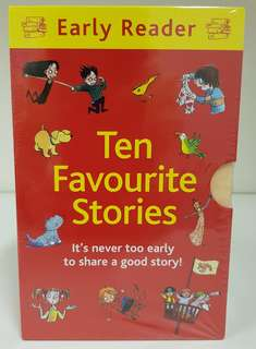 Early Reader Ten Favourite Stories
