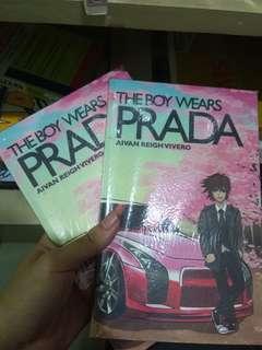The Boy Wear Prada
