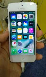 Used Iphone 5 32GB, Export
