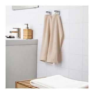 *AUTHENTIC* Ikea LEJAREN Cotton Bath Towels