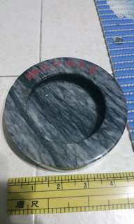 Ash tray marble