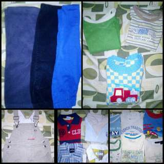 pre loved clothes for baby boy