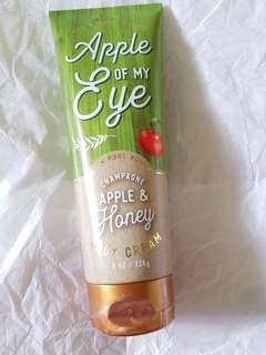 Bath & Body Works Body Cream - Apple of my Eye