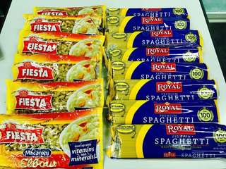 Royal Spaghetti Pasta 🍝 3 for Php 100.00