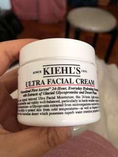 Kiehl's Ultra Facial Cream & Toner