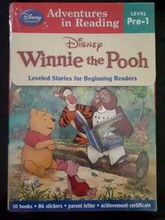 Winnie the pooh preschool readers