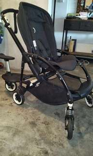 Bugaboo bee3 full black