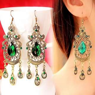 Bohemian Earrings (Premium Quality)