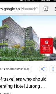 genting jurong hotel