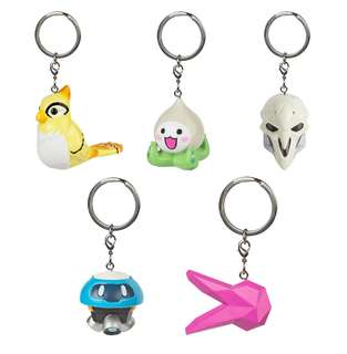Official Overwatch Keychains