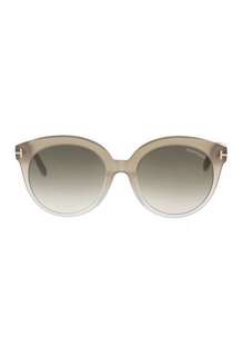 Tom Ford Monica Taupe Sunglasses