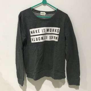 Gaudi Grey Sweater