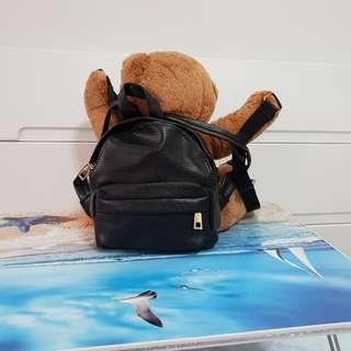 Kids small teddy bear backpack