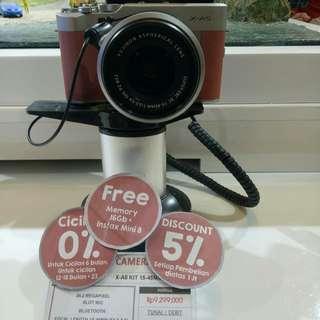 Kredit Camera Fujifilm XA5 Proses Acc 3 Menit