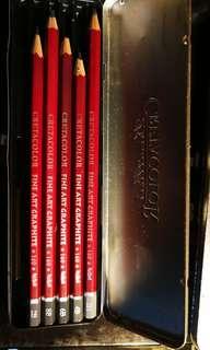 Cretacolor Pencils. Art Pencils