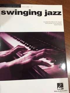 Brand new jazz book(swinging jazz)