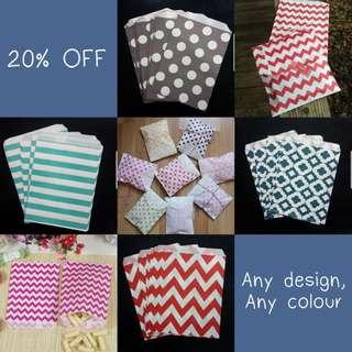 20% off Goodies Paperbag