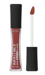 L'Oréal Infallible Pro-Matte Gloss Shade #314