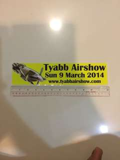 Luggage sticker for sale