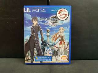 PS4 Sword Art Online Hollow Realization (Used Game)