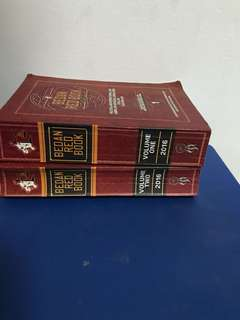 San beda red book set