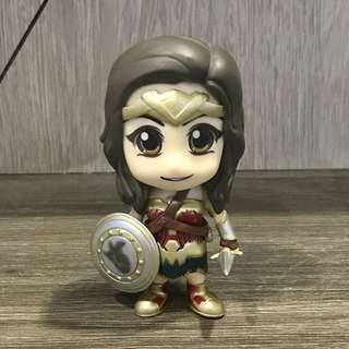 Instock: Wonder Woman Figurine with Sword & Shield