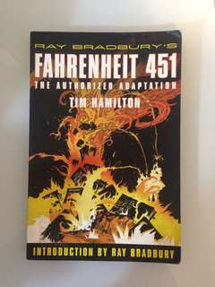 Ray Bradbury - Fahrenheit 451 (The Authorized Adaptation)