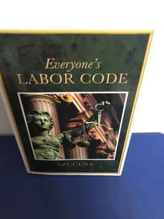 Everyone's labor code by azucena