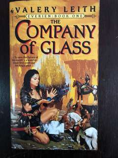 The Company of Glass - Valerie Leith