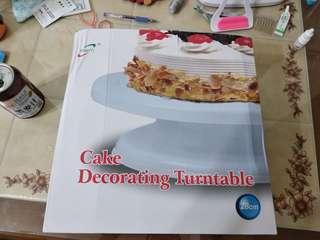 🚚 蛋糕台
