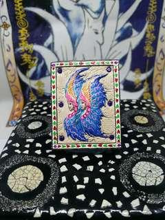 Kruba Krissana Thep Bin Butterfly Amulet