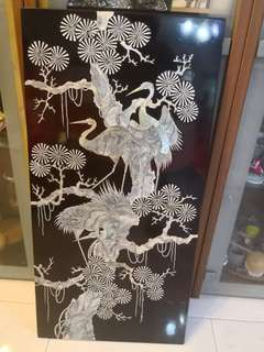 Chinese wooden art