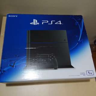 PS4 Playstation 4 1TB