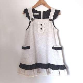 *NEW* floral lace dress size 3-4