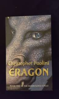 The Inheritance Cycle - Erago (Book 1) by Christopher Paolini