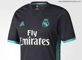 Real Madrid 17/18 Away Kit S Size