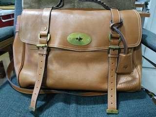 Mulberry darwin messenger bag