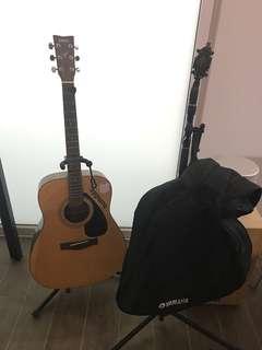 Yamaha Guitar Set
