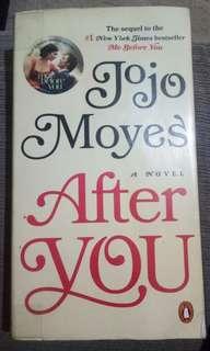 After you (novel) Jojo Moyes